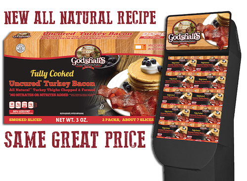 Godshall's newest offering gives consumers maximum quality without extra cost.