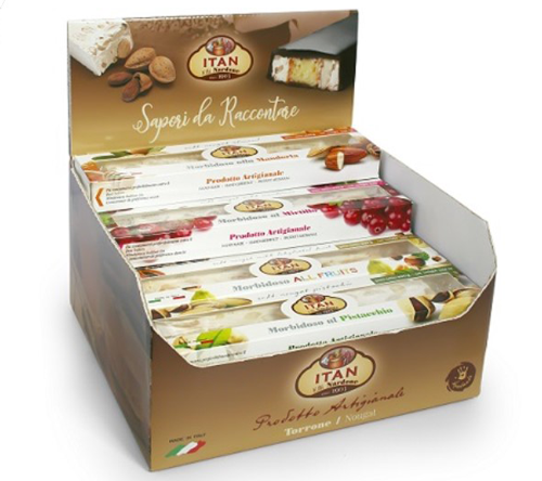 The power of tradition boosts ITAN's product portfolio, all while innovating confections for the buy-side