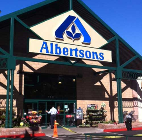 Albertsons Storefront