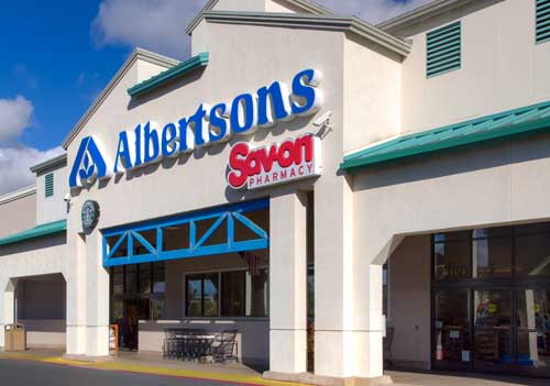 "Albertsons Companies informed the Securities and Exchange Commission that it had completed the sale of five distribution centers to ""an unaffiliated entity"""