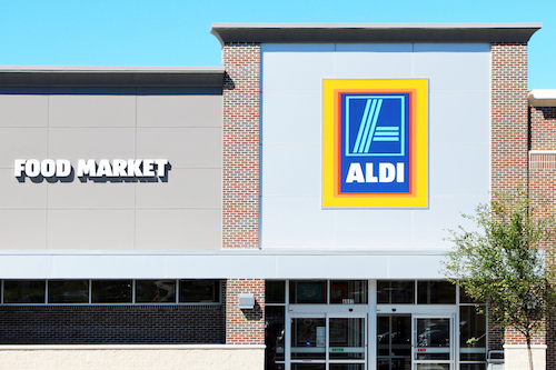 Aldi is expanding its partnership with Deliveroo to reach upwards of 100,000 customers
