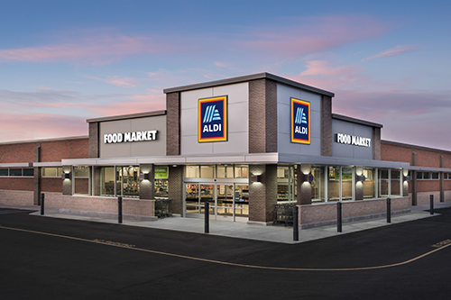 Aldi is investing over $5 billion to remodel and expand its store count to 2,500 by the end of 2022