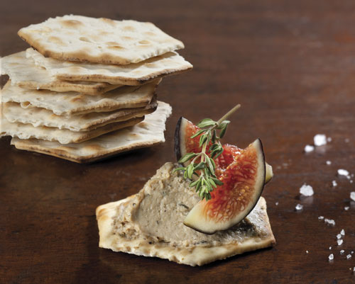 Alexian Duck Liver Mousse and Fig