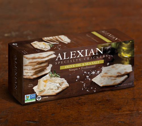 All–Natural Speciality Crackers