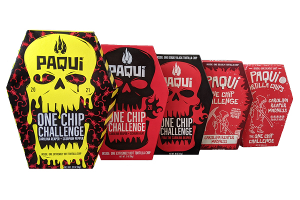 Paqui Tortilla Chips has officially announced the return of its highly anticipated One Chip Challenge® for the fifth year