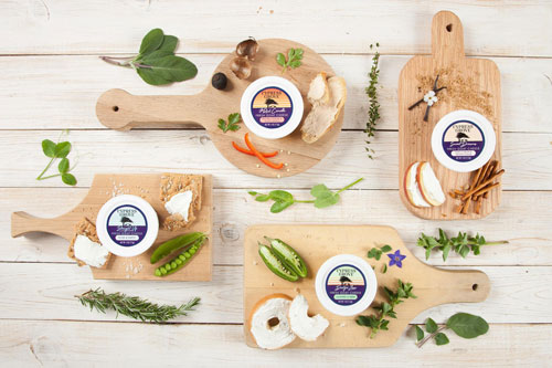 Cypress Grove's new Fresh Goat Cheese Cups come in four flavors