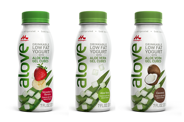 With the introduction of its new Drinkables, Alove is further cementing its place in mainstream markets