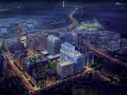 Amazon's latest announcement to donate $9 million to the Virginia area is cumulatively one of its largest pledges to the region since naming it as a site for its HQ2 (Photo credit: Amazon)
