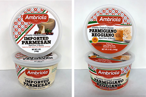 The Ambriola Company continues to launch new products and strategies to keep retailers' cheese programs competitive