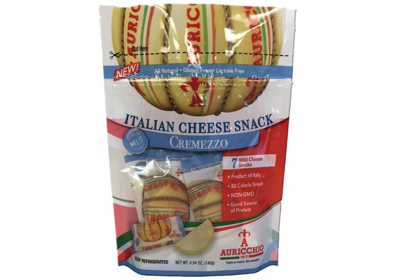 Cremezzo cheese snacks have been attracting consumers with its on-the-go convenience and fresh taste