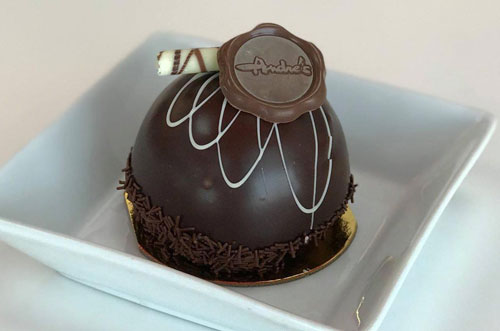 Consumers can also order chocolates online through AndresChocolates.com
