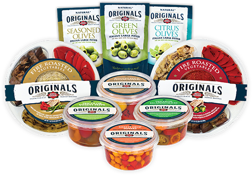 Dietz & Watson's Originals antipasto options