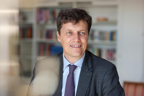 A report that Antoine de Saint-Affrique could take over as Danone's Chief Executive Officer has recently hit newswires