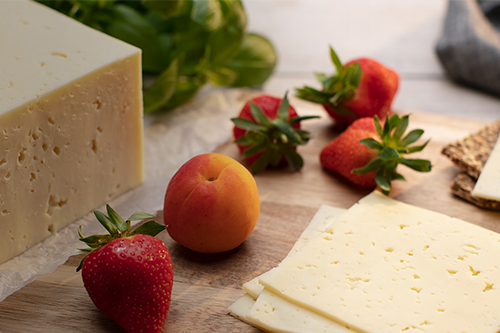 Arla Foods' Hollandtown Dairy produces award-winning cheese across several cheese types at the expert hand of its Master Cheesemaker, including its leading cheese type, Havarti