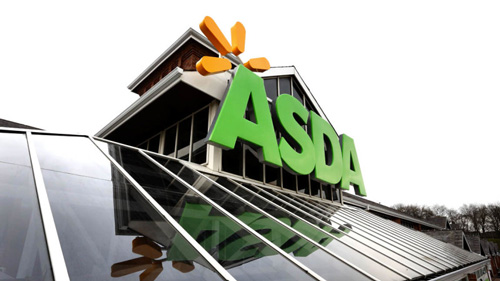 Sales At UK Supermarket Asda Fall On Later Easter