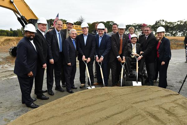 Infinity Meat Solutions broke ground on a new 200,000 square-foot, state-of-the-art protein packaging facility