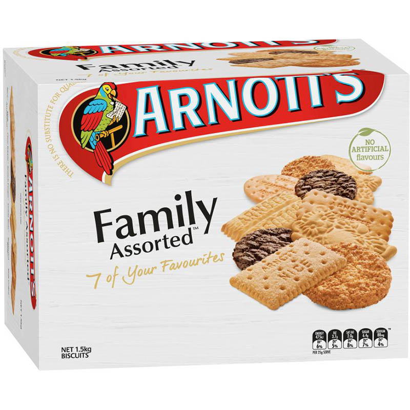 Campbell's has reportedly been teasing a sale of its Australian Arnott's biscuits and Kelsen baked snacks businesses