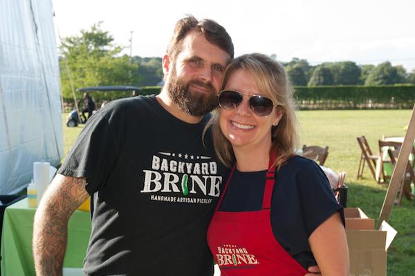 Randy and Cori Anne Kopke are the husband and wife team behind Backyard Brine