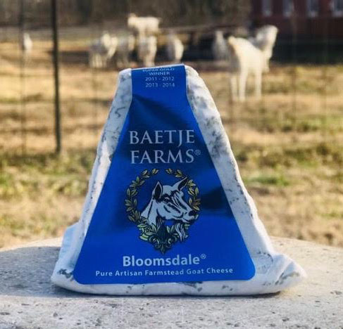 The company is based in Bloomsdale, Missouri—the namesake of its award-winning cheese—a town that has served as the inspiration for its French-style goat cheeses.