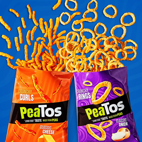 PeaTos®, the snacking brand that promises to upend what consumers think they know about snacking, has recently completed a $7M Series A raise led by Jackson Springs Management Partners (JSMP) and Connetic Ventures