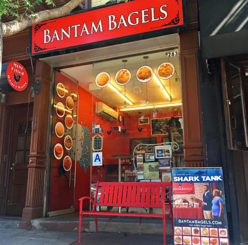 Bantam Bagels, the producer and marketer of frozen mini stuffed bagels, has been acquired by Lancaster Colony Corporation subsidiary T. Marzetti Company