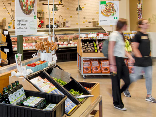At Basics Market locations, shoppers will find ingredients for delicious recipes developed by award-winning chefs and vetted by staff nutritionists for optimal health
