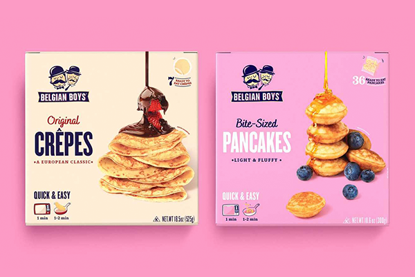 Belgian Boys is ramping up expansion places and rolling out new breakfast options for Walmart shoppers in the New York and Southeast markets