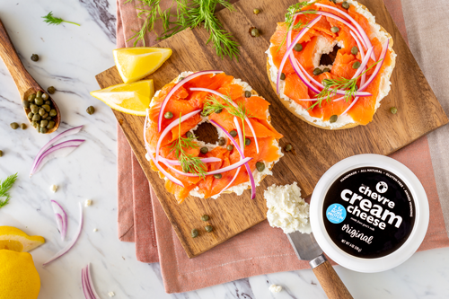 Belle Chevre's CEO, Tasia Malakasis, sought out to bring a new cream cheese alternative to the dairy aisle