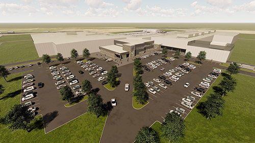 Coffee County construction of the facility in New Brockton will begin by December 2019, with a completion date by December 2021
