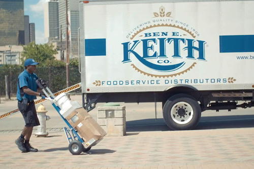 Ben E. Keith Foods has announced a succession plan, this week, as Senior Vice President of Purchasing and Logistics Andy McCaskill prepares to retire