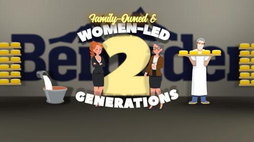 Bergader Women-Led