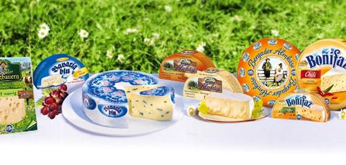 Bergader cheese