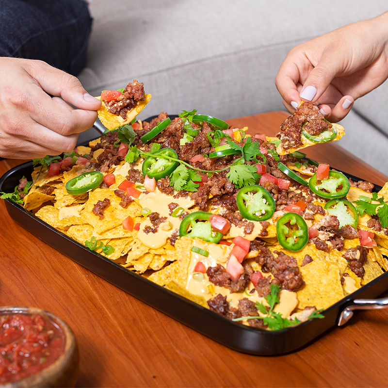 Beyond Meat® has launched several enticing recipes that retailers can wield to their advantage when cross merchandising leading up to the Big Game