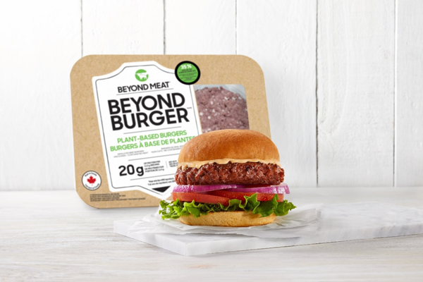 Now a worldwide favorite across retail and foodservice, Beyond Meat is bringing its latest iteration of the Beyond Burger® to grocery stores in Canada