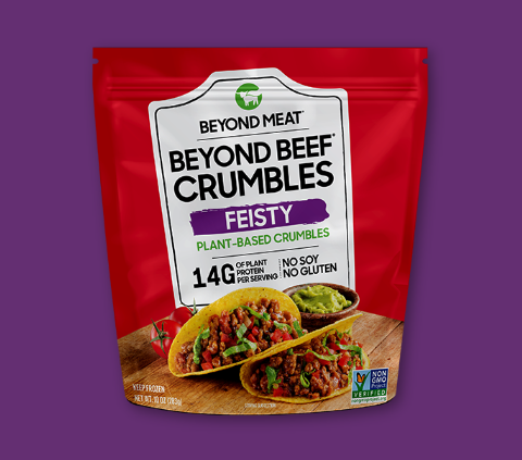 Beyond Meat has entered yet another new market, this time in Brazil, where its products will be sold at Brazil-based St. Marche grocery stores