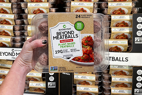Beyond Meat® is teaming up with Costco to roll out Beyond Meatballs® for the first time in select stores coast to coast