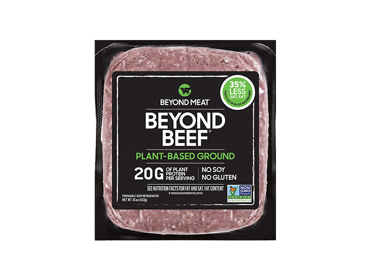Partnering with Alibaba Group and its retail banner Freshippo, Beyond Meat will launch its flagship plant-based burger in 50 Shanghai-based stores