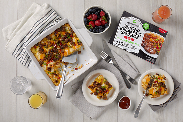 This recent expansion complements Beyond Meat's expansive retail presence at approximately 26,000 retail outlets across the U.S.
