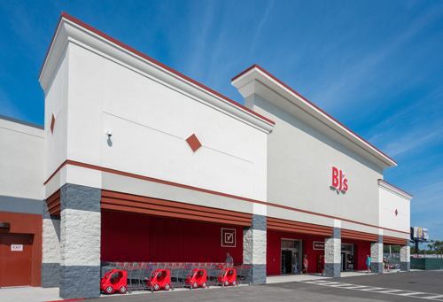 BJ's Wholesale Club will continue its multi-state expansion, opening two new stores next year