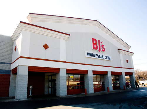BJ's Wholesale Storefront