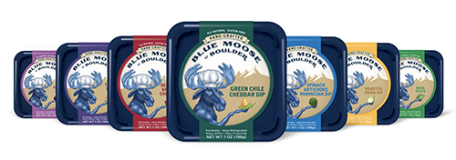 Blue Moose has announced an expansion of its award-winning cheese dip and pesto line