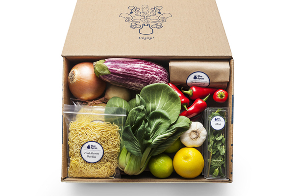 Blue Apron is considering multiple strategies to move the company forward, including the possibility of a sale