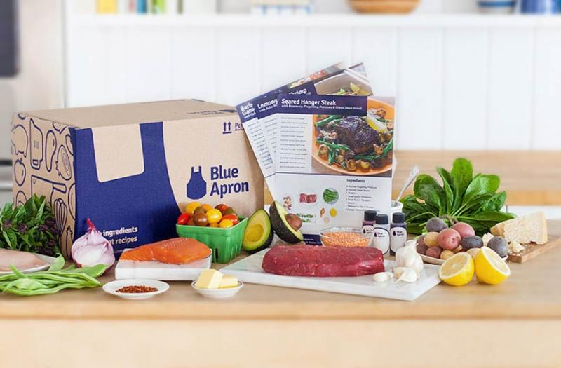Blue Apron is shaking up its leadership in an attempt to revitalize its ailing meal kit business