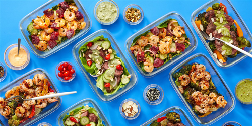 Blue Apron recently launched a new program for meal-prep kits, which offers consumers another convenient option within the meal kit sector