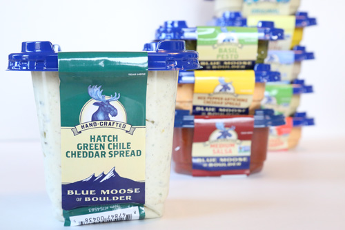Blue Moose of Boulder's dips and spreads are now USDA Organic certified