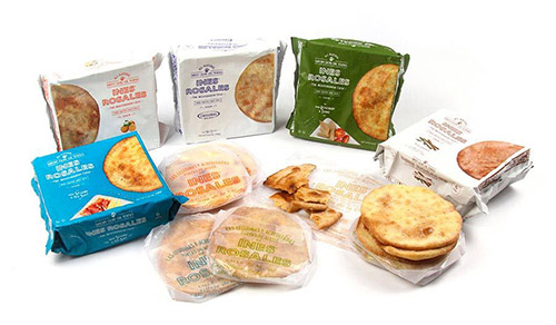 Ines Rosales, the U.S.-based subsidiary of the Spanish Torta manufacturer from Seville, Spain, has donated more than 70,000 single units of its Mini Tortas to City Harvest, a New York City hunger relief organization