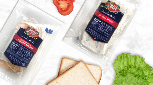 Dietz & Watson's Fresh-Sliced Grab-and-Go Program benefits retailers and consumers