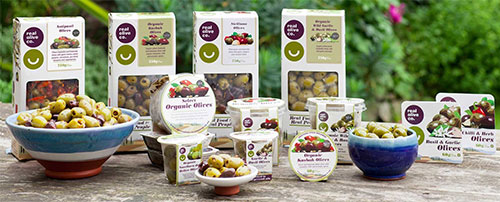 The Real Olive Company is finding ways to move its business forward in the face of Brexit