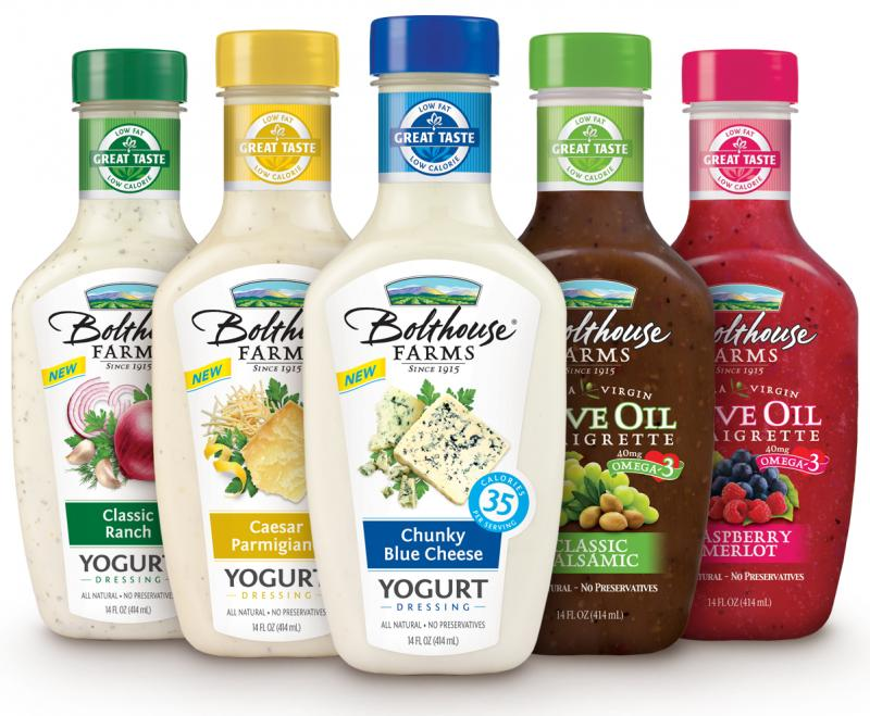 The Campbell Fresh division includes Bolthouse Farms' products