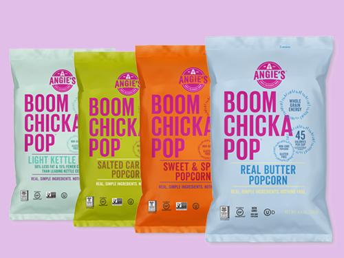 Boomchickapop Popcorn